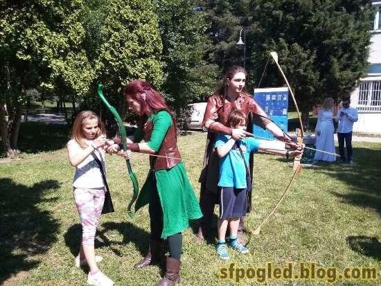Strelicari na Tolkinfestu