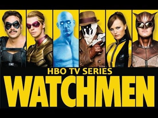 The Watchmen HBO